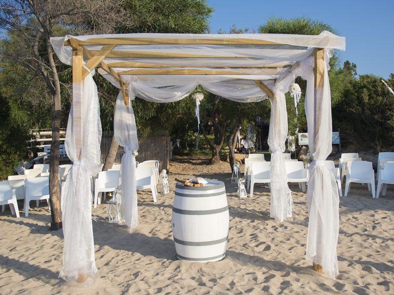 Matrimoni La Tavernetta Beach