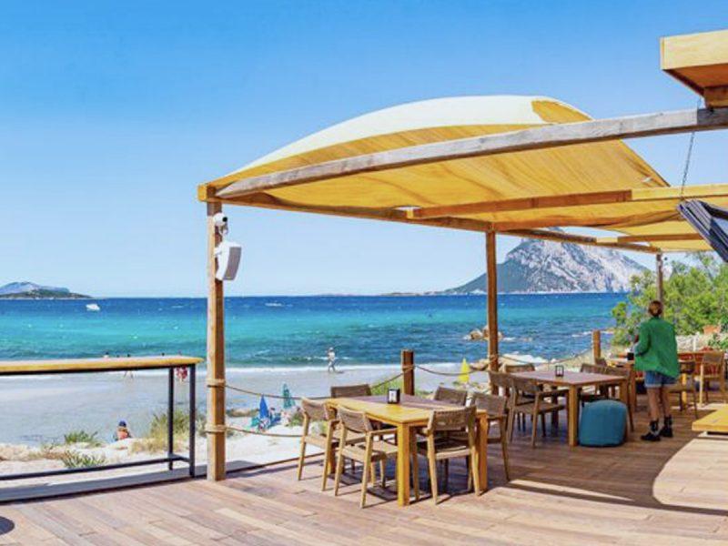 Beach bar La Tavernetta Beach